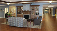 Sandy Ridge Assisted Living Apartments - RCAC